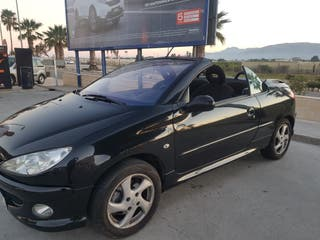 Peugeot 206 Descapotable 138cv De Segunda Mano Por 2 500 En Holiday Club En Wallapop