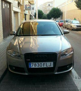 Audi a4 2.0.tfsi quattro 220cv