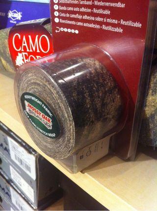 McNett camo Form - Mossy Oak
