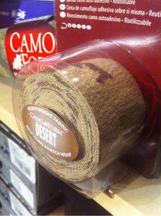 McNett Camo Form - Desert