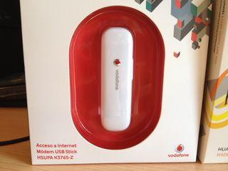 Modem 3G de regalo con compras + 20
