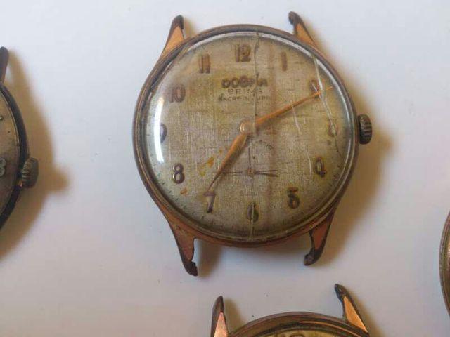 Lote 5 Relojes Antiguos De Segunda Mano Por 15 En Baeza En Wallapop
