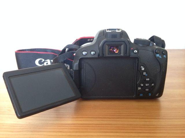 Pack Reflex Canon EOS 700D