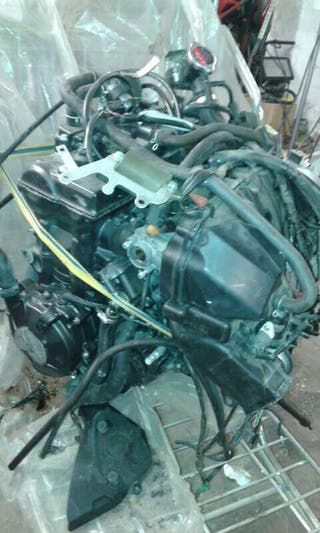 Despiece Motor hornet 2007_2011