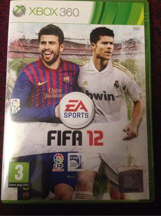 FIFA 12 para XBOX