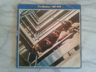 Vinilo The Beatles Apple Records