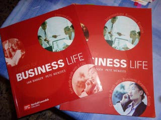 Libros English for business life intermediate