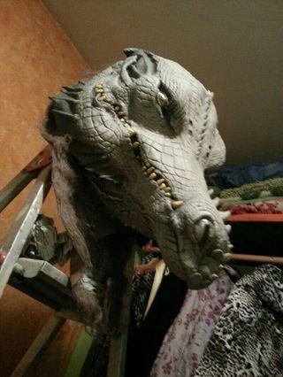 Máscara Dragón