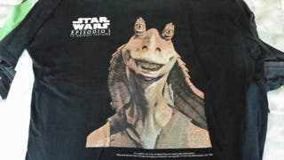Star Wars. Camiseta XL