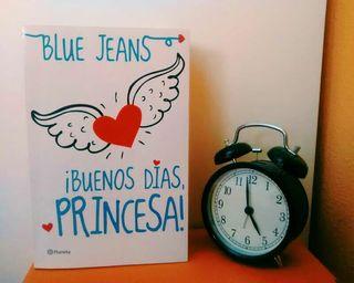 Libro '¡Buenos días princesa!'