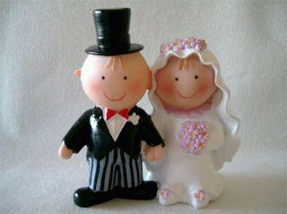 Figura tarta de boda
