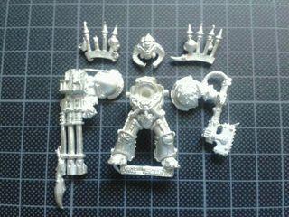 Exterminador del Caos Warhammer,
