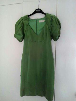 Vestido BDBA verde