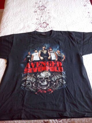 Camiseta Avenged Sevenfold
