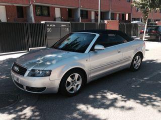 A4 cabrio 1.8 turbo 2004