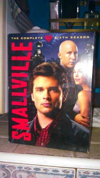 6 temporada de Smallville