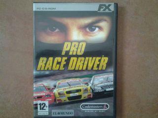 Pro race driver (juego para pc)