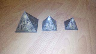 Pirámides egipcias.