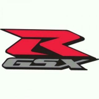 Pegatina Adhesivo Suzuki GSX R