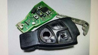 Reparación de mandos de coches