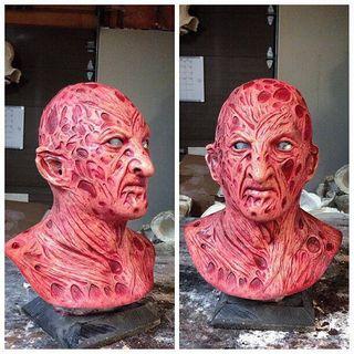 Mascara Freddy crugert