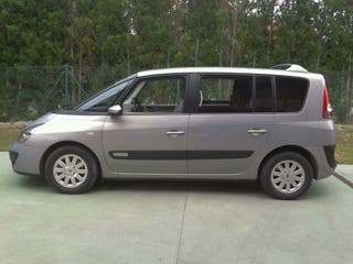 renault espace expresion 1,9 dci 2004