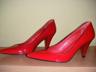 Zapato charol n 36