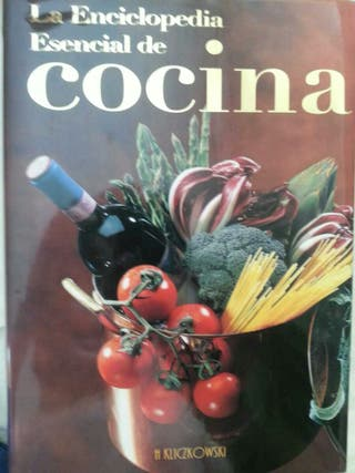 La Enciclopedia Esencial de Cocina
