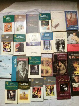 Libros nuevos 2€ ( minimo compra 3 libros 6€)