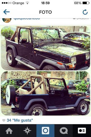 Jeep Wrangler IJ