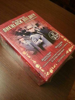 Pack de 6 dvds de El regreso de Sherlock Holmes