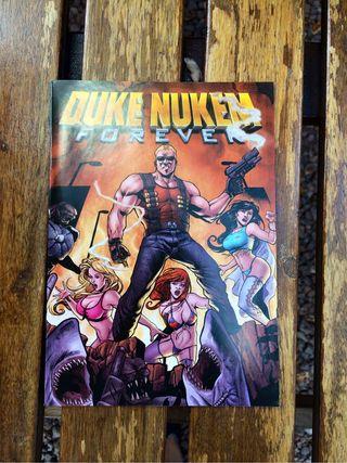 Cómic Duke Nukem Forever
