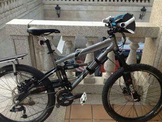 Bicicleta Haro xtrem x7