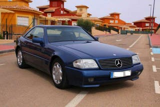 Mercedes benz sl500 R129