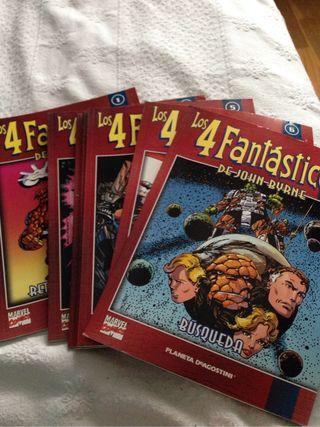 Los 4 fantástico