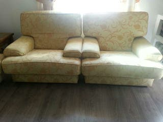 Sofa neoclasico de diseño