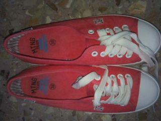 zapatillas mustang nuevas n*39