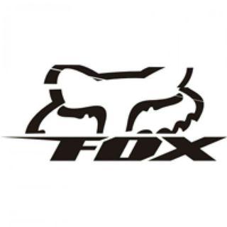 Pegatina Adhesivo FOX 12 cms