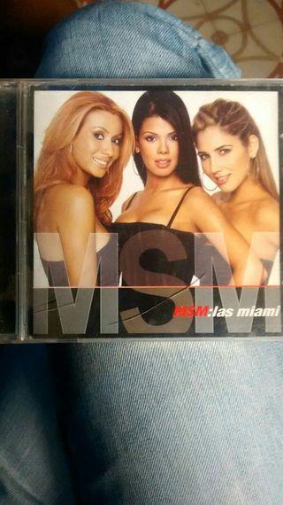 Disco MSM:La Miami miami sound machine