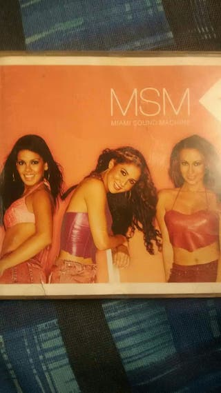 Disco MSM miami sound machine gran hermano