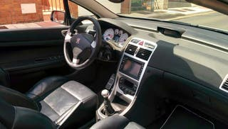 Peugeot 307 cc 180cv 2.0 sport gasolina