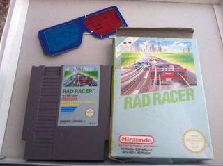 Rad Racer Nintendo Nes