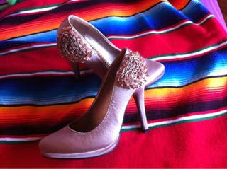 Zapatos de fiesta y bolso
