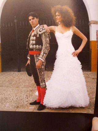 vestido de novia de marca de segunda mano en la provincia de madrid
