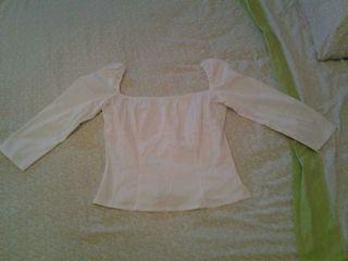 Camisa chica mango