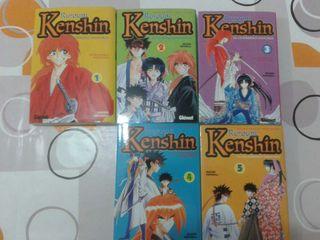 Comic manga Kenshin