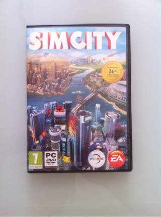 Sim City PC ultima version