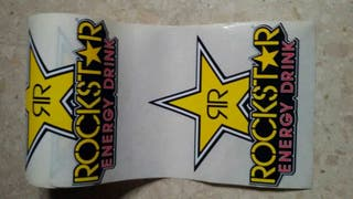 Pegatinas rockstar