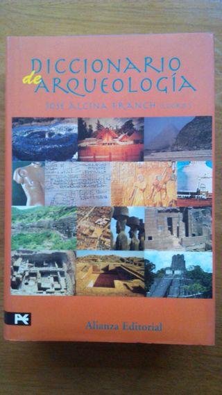 Diccionario Arqueología