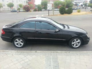 Coches mercedes clk coupe